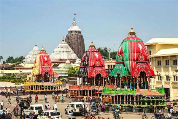 puri  a coroner of jagannath temple corona positive admitted to hospital