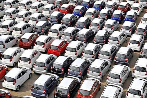 impact of lockdown passenger vehicle sales fell 87 in may