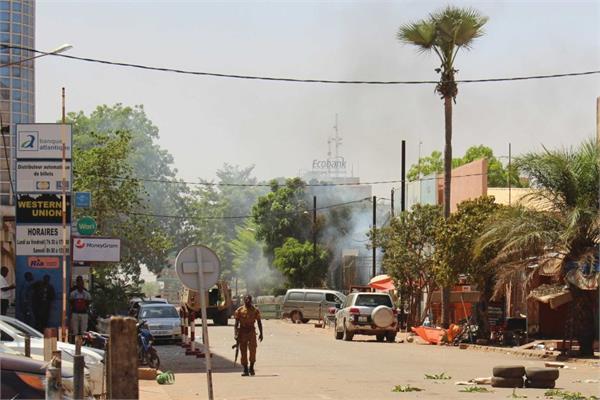 attacks on market aid convoy leave 35 dead in burkina faso