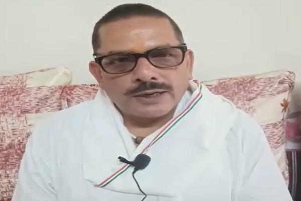 health scam under cm s nose and bragging to find him deepak sharma