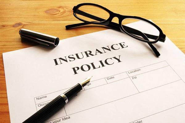 irda asks for the name of three insurance policies