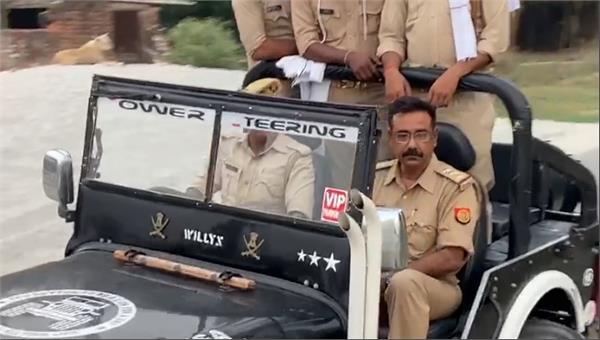 convoy extractor suspended in lockdown