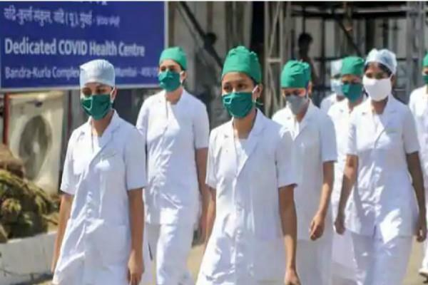 corona more than 100 doctors from kerala nurses will come to mumbai