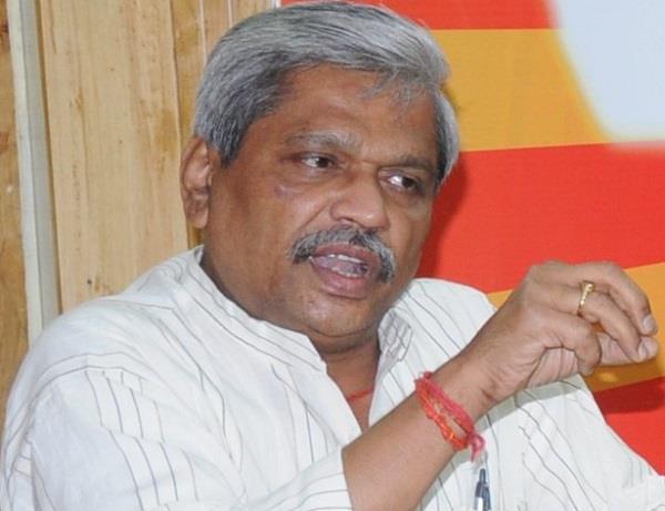prabhat jha told kamal nath as china s agent