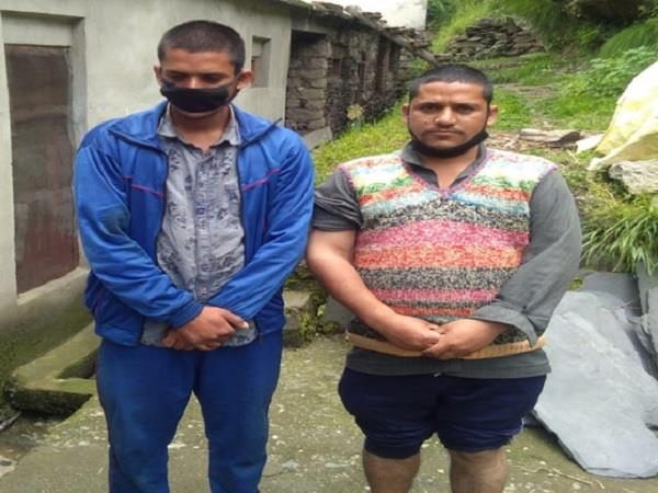 two handicapped brothers were beaten up by locals