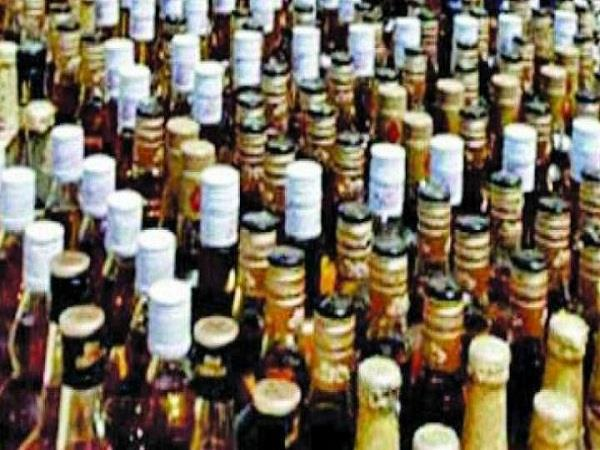excise department gave relief to liquor traders up to 20 percent in quota