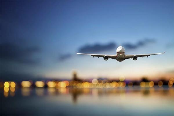 number of air passengers crosses 65 thousand