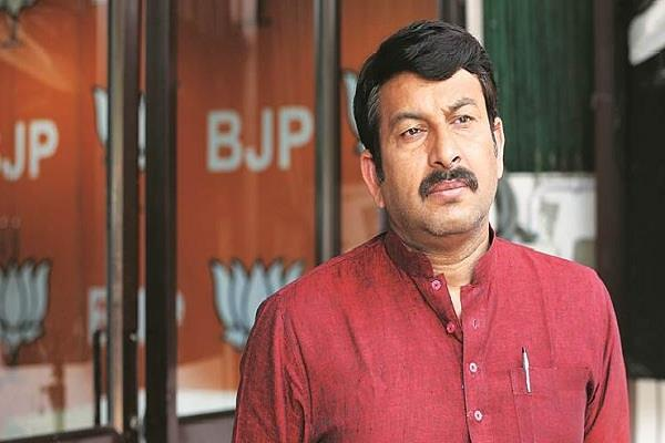 bjp snatches delhi president post from manoj tiwari