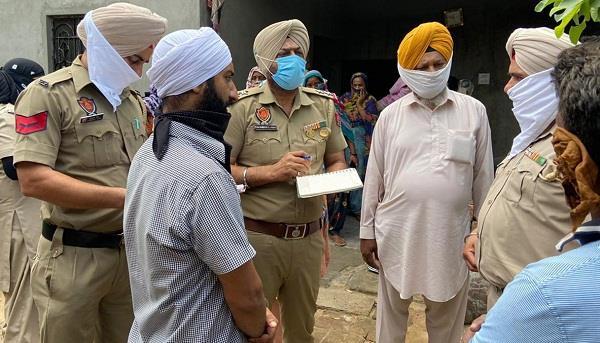 brother killed brother in nakodar