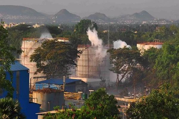 lg polymers india falls in visakhapatnam gas leak case