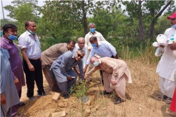foundation stone for islamabad s first hindu temple laid