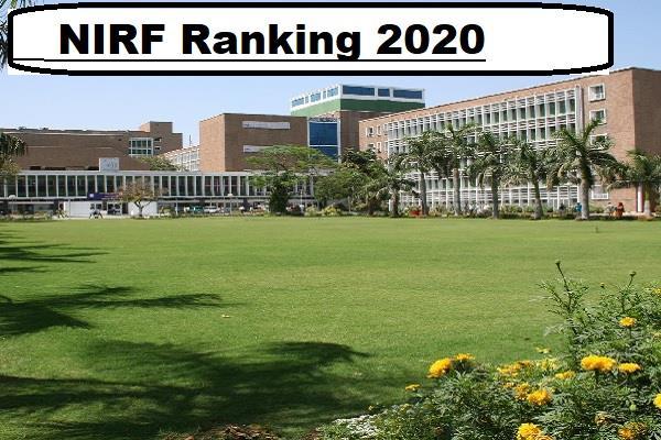 nirf 2020 ranking medical college list aiims delhi jamia hamdard