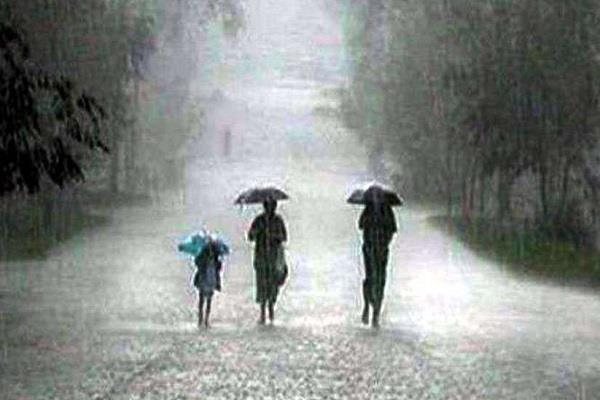 weather changes in madhya pradesh pre monsoon started with light rain