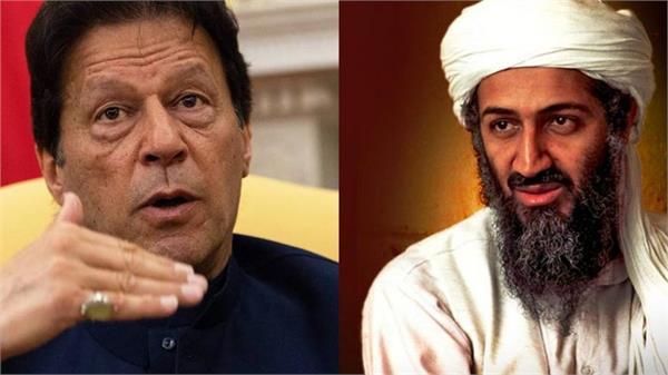 pakistani dissidents slam pm khan for calling osama bin laden  martyr