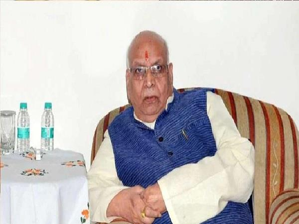 mp governor lalji tandon admitted in medanta condition now stable