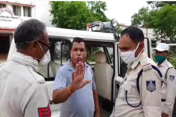 congress leader arrested after one year this is the whole matter