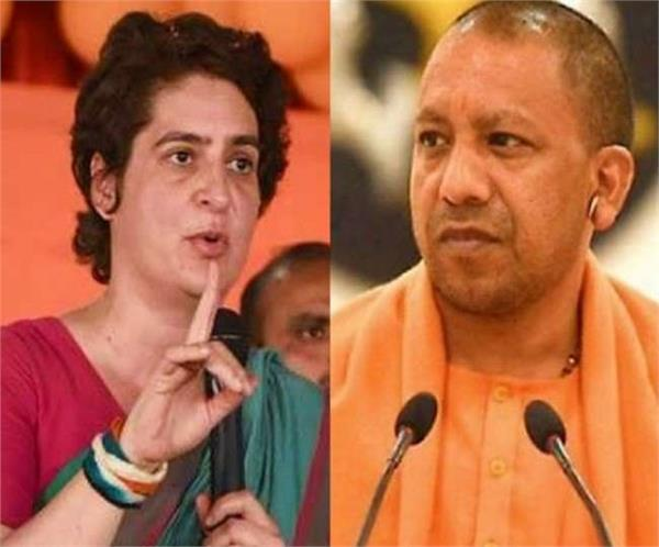 priyanka s attack on yogi government over kidnapping of youth in kanpur