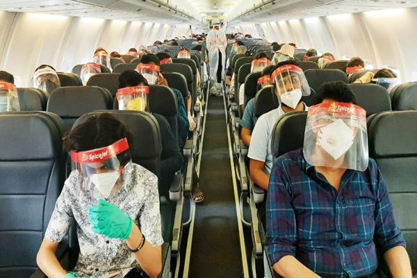 dgca changes the rules regarding the middle seat in the aircraft