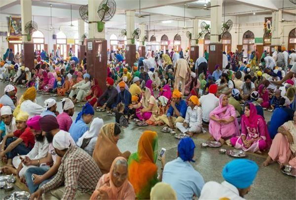 punjab government gets approval to distribute langar and prasad