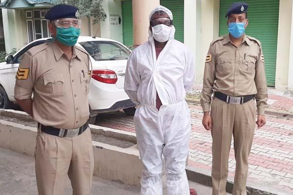 kullu charas accused arrested