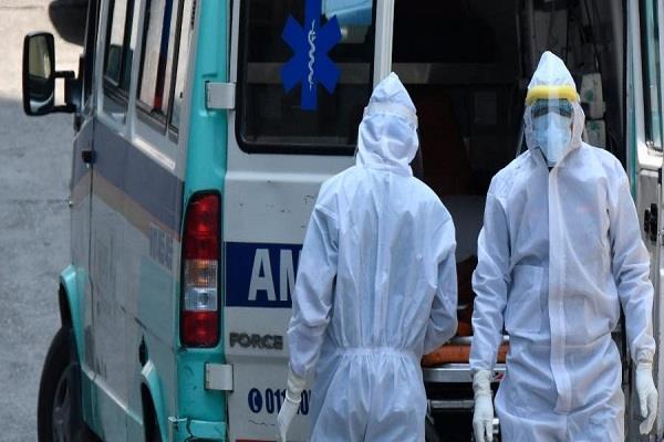 delhi north delhi municipal corporation s je dies due to corona virus