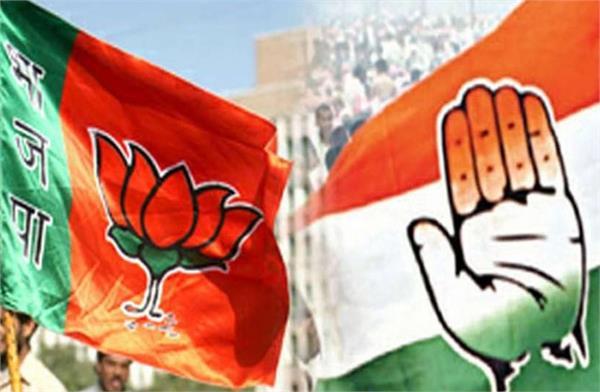 madhya pradesh congress charges on bjp