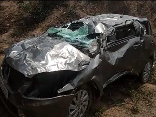 journalist dies in a tragic road accident