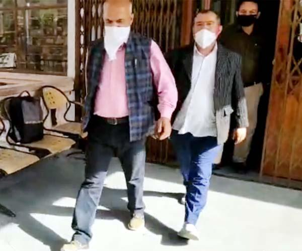 second accused arrested sent on 5 day remand
