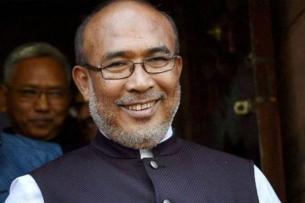 after meeting shah the crisis in manipur postponed