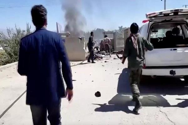 rocket attack in afghanistan 23 dead