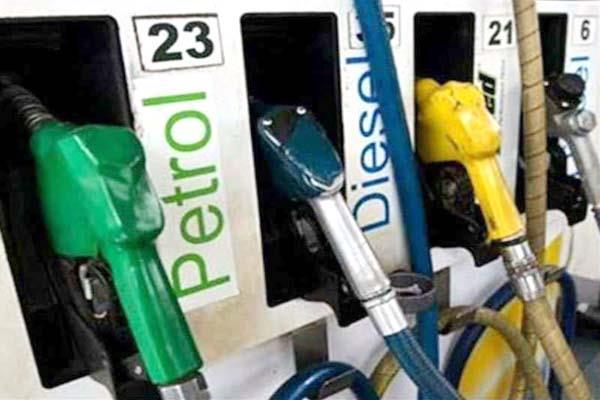 shimla pradesh petrol diesel increased