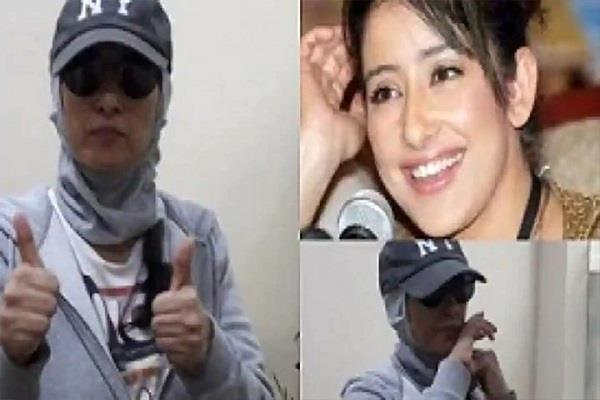 bollywood actress manisha koirala arrangements at gorakhpur airport