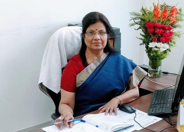 prof neelam sangwan of haryana central university significant responsibility