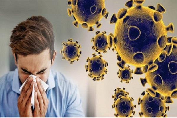 coronavirus 46 positive case