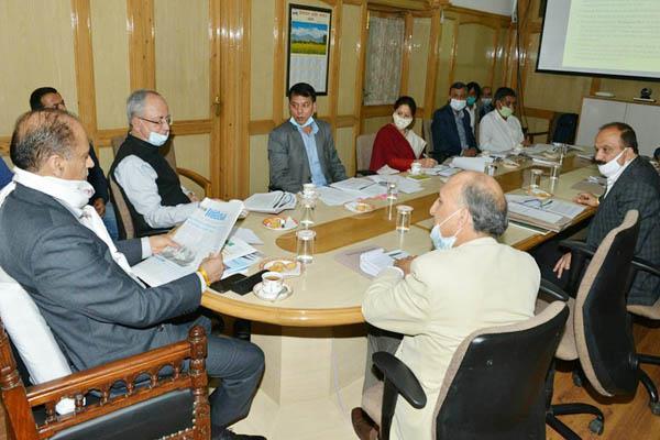 shimla government information social media experiment jairam