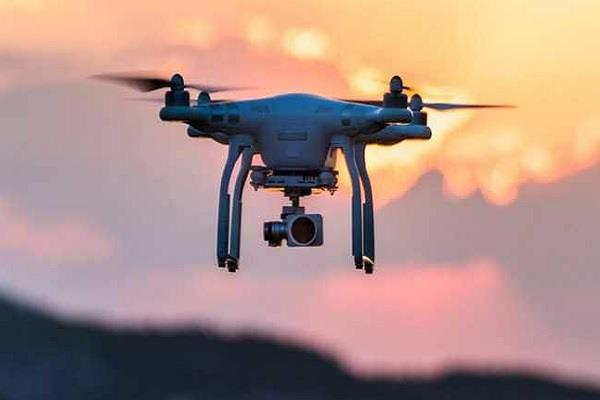 varanasi district administration gave permission for filming by drone camera