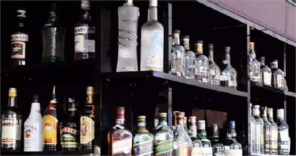 liquor sales in delhi fall drastically