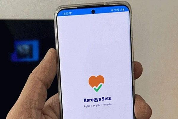 arogya setu app stopped working used for information about corona