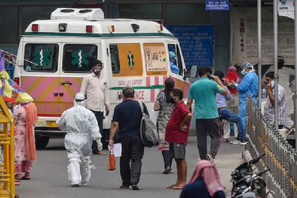 1330 new cases of covid 19 found in delhi total cases exceeded 26 thousand