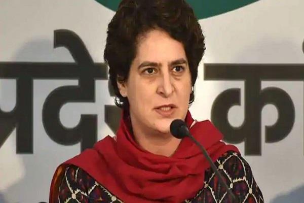 congress s face is  priyanka  in uttar pradesh