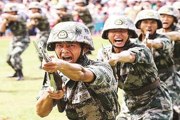 china is not a fanne khan nor his army has experience