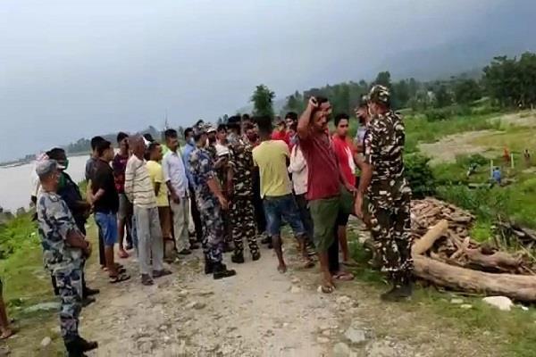dispute on indo nepal border again