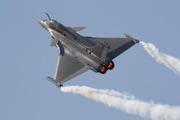 rafale coming from france next week will be posted in ladakh