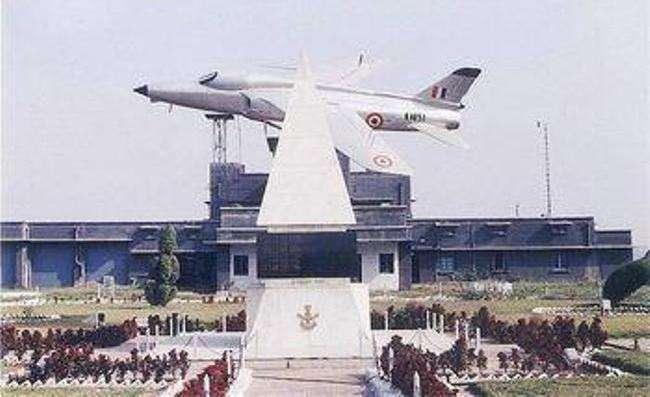 PunjabKesari Ambala Air Force Station