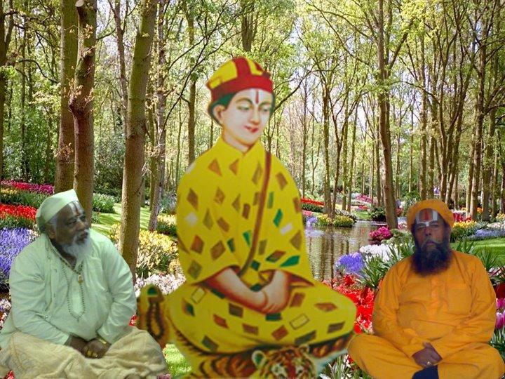 PunjabKesari Temple Bawa Lal Dayal Ji