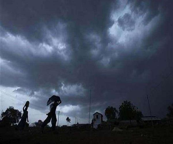 possibility of rain in punjab from today to 31 july