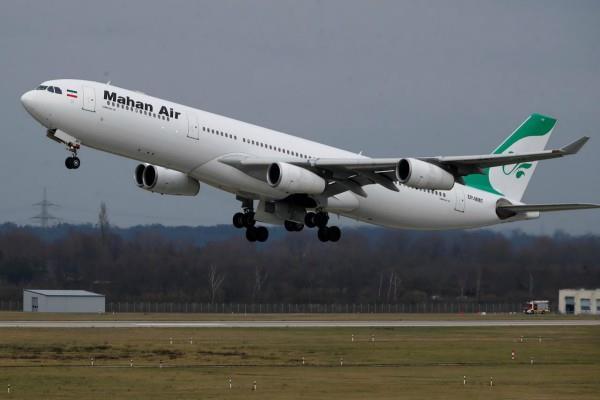 american fighter jet besieges iran passenger plane