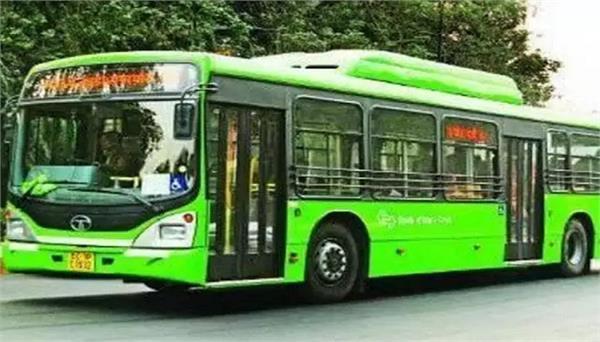 dtc buses social distancing kailash gahlot delhi govt