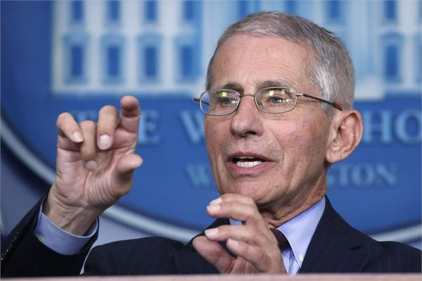 us could soon 1 lakh new covid 19 cases every day expert fauci
