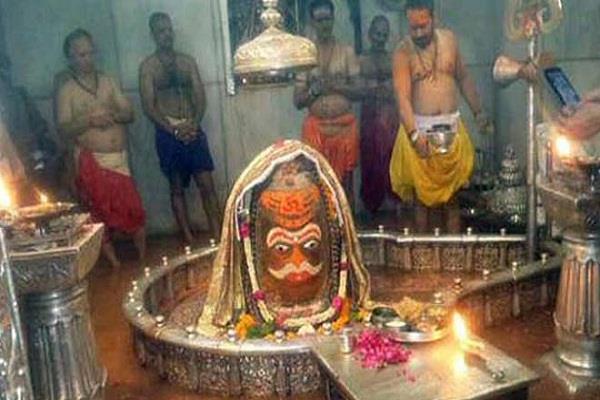 bhasma aarti at ujjain mahakaleshwar temple